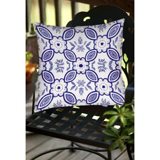 Chinoiserie Swatch 1 Indoor/Outdoor Throw Pillow