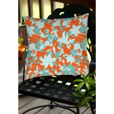 Savings Chloe Floral 5 Indoor/Outdoor Throw Pillow