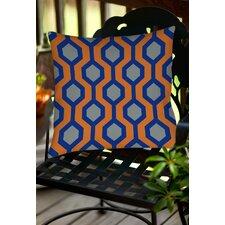Bargain Carpet Indoor/Outdoor Throw Pillow