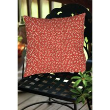 Coupon Dream Big Ditsy Florals Indoor/Outdoor Throw Pillow