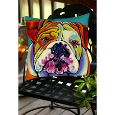 Maggie Indoor/Outdoor Throw Pillow