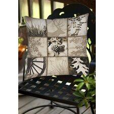Mountain Retreat I Indoor/Outdoor Throw Pillow