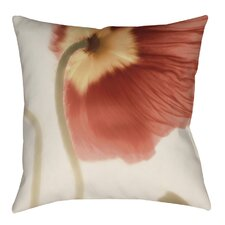 Mystic Poppy 2 Indoor/Outdoor Throw Pillow