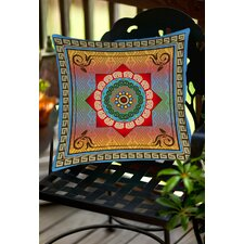 Mexican Summer Indoor/Outdoor Throw Pillow