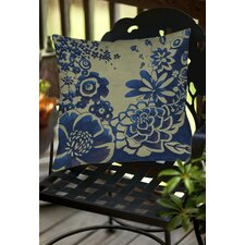 Kyoto Garden 3 Indoor/Outdoor Throw Pillow