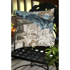 Meditation Gardens 2 Indoor/Outdoor Throw Pillow