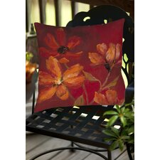 Savings Ray of Sunshine Indoor/Outdoor Throw Pillow