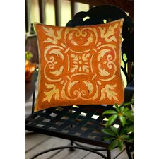 Mosaic Indoor/Outdoor Throw Pillow