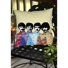 Sixties Legacy Indoor/Outdoor Throw Pillow