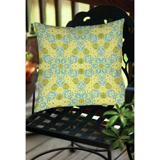 Funhouse 47 Indoor/Outdoor Throw Pillow