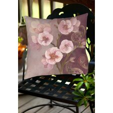 Gypsy Blossom 2 Indoor/Outdoor Throw Pillow