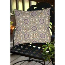 Plum Scene 1 Indoor/Outdoor Throw Pillow