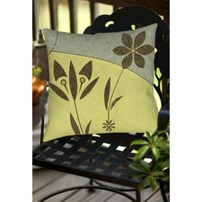 Graphic Garden Selene Indoor/Outdoor Throw Pillow