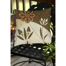 Graphic Garden Savannah Indoor/Outdoor Throw Pillow