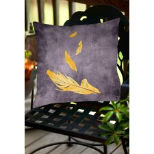 Feather Float Indoor/Outdoor Throw Pillow