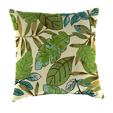 Reversible Outdoor Throw Pillow