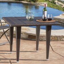 Weishaar Outdoor Square Dining Table