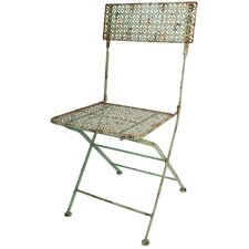 Industrial Heritage Folding Dining Side Chair