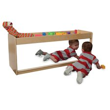 Infant Pull Up Shelving Unit