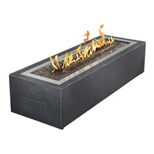 Linear Patio Flame Fire Pit Table
