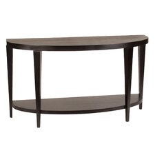 Half Circle Console Amp Sofa Tables You Ll Love Wayfair