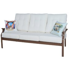 Island Breeze Deep Seating Sofa with Cushions
