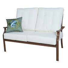 Island Breeze Deep Seating Loveseat with Cushions