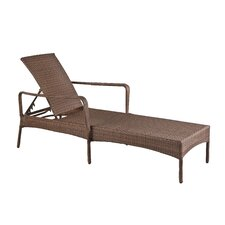 Key Biscayne Chaise Lounge with Cushion