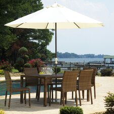 St Barths 7 Piece Dining Set