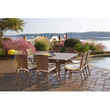 Key Biscayne 9 Piece Dining Set
