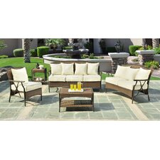 Rum Cay 5 Piece Deep Seating Group