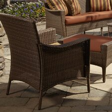 Reviews Key Biscayne Lounge Chair with Cushion
