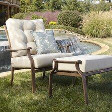 Island Breeze Deep Seating Lounge Chair with Cushion