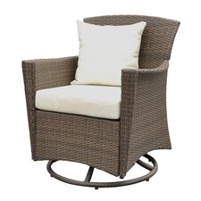Kailey Patio Lounge Chair with Cushions