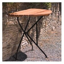 Rebecca Folding Half Round Table