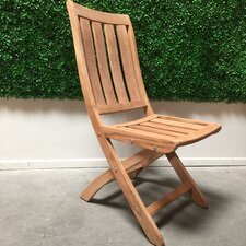 #2 Country Folding Dining Side Chair
