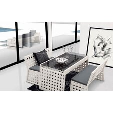 Wonderful Happy Hour 3 Piece Dining Set