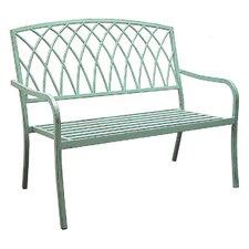 Herry Up Lancaster Aluminum Garden Bench