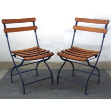 Folding Side Chair (Set of 2)