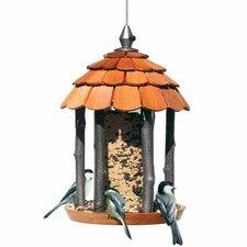 Betsy Fields Gazebo Hopper Bird Feeder
