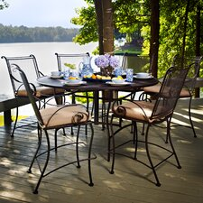Spacial Price Monticello 7 Piece Dining Set
