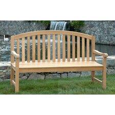 Teak Aquinah Garden Bench