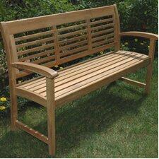 Teak Westerly Garden Bench