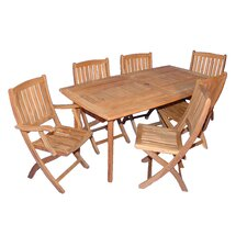San Marco 7 Piece Dining Set