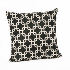 Links Outdoor Throw Pillow