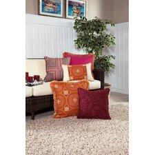 Find Sunset Medium Indoor/Outdoor Sunbrella Throw Pillow