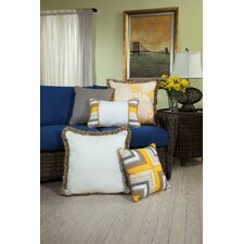 Sunshine Small Indoor/Outdoor Sunbrella Throw Pillow