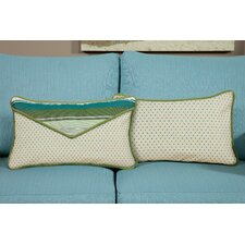 Baltic Small Indoor/Outdoor Sunbrella Throw Pillow