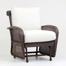 Martinique Single Glider Chair with Cushion