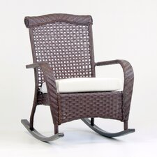 Martinique Rocking Chair with Cushion